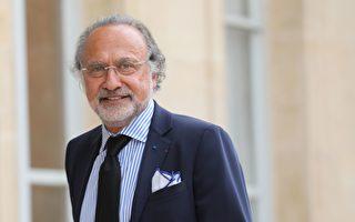 组图:法国富豪议员达索搭直升机坠毁身亡