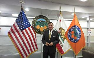 橙县官员呼吁全面开放加州