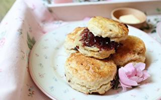 英式風情 下午茶必備茶點司康餅作法
