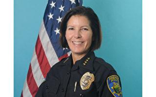 菲利蒙首位女警察局局長宣布退休