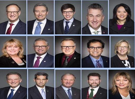 加拿大政要递交国会请愿书 吁惩罚中共恶人