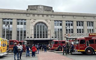 紐瓦克火車站發生火災 公交車火車服務延誤