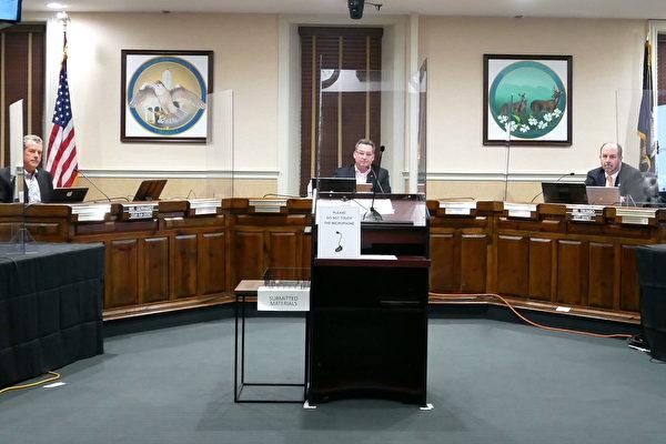 美弗州第6县通过决议案 抵制中共强摘器官