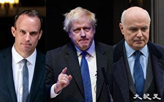 中共制裁多名英国议员和实体 英政府反击
