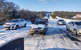 暴雪襲擊 德州熱心男救助500名受困司機