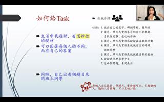 全美中文學校聯合總會陳麗美師資培訓線上講座