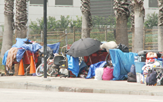 洛杉矶县府游民安置设施 被控违反防疫规定
