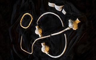 马恩岛出土超罕见维京宝藏 具千年历史