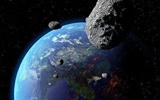 NASA:这颗小行星近到可能撞上通讯卫星