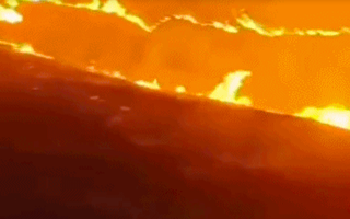 寧夏固原市一林場著火 致救火人員2死6傷