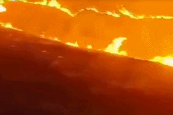 宁夏固原市一林场着火 致救火人员2死6伤