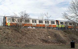 麻州中车制新橙线列车再次脱轨