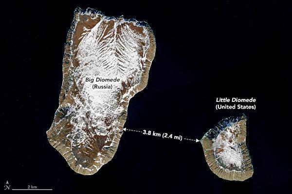 代奥米德群岛