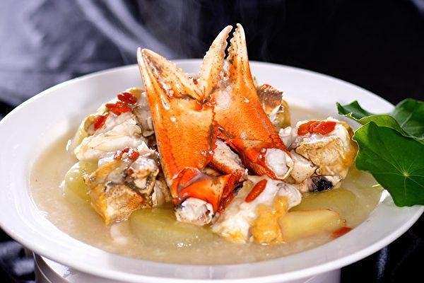 【罗厨寻味】冬瓜蒸大蟹