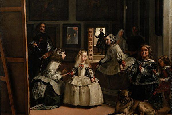 光的流动和辉煌:一幅值得记住的油画