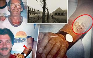 姨父手臂刻有數字 背後故事震驚猶太女