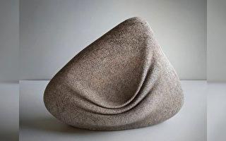 組圖:藝術家技藝精湛 石頭也可 「柔美」