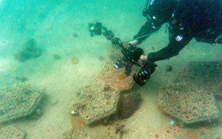 3D打印为香港周边海域的珊瑚找到新家