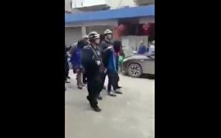 川讨薪民工公判照再热传 曝中共统治危机