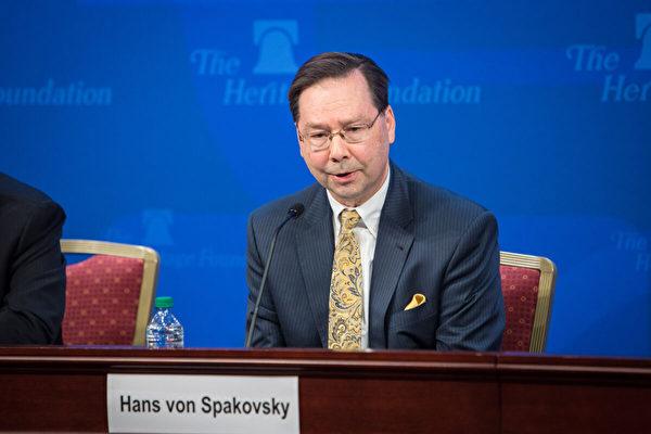 专家:H.R.1选举改革法案威胁美国民主