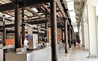 「台灣府儒考棚」新生 展覽與咖啡美學場域