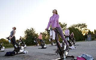 多倫多和皮爾區開放戶外健身