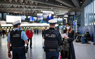 赴德國航空旅客3月30日起須自費病毒檢測