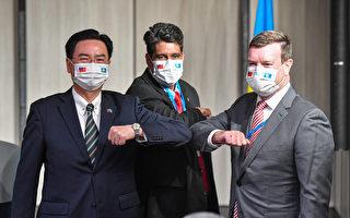 美駐帛琉大使訪台 立委:台美已走向多邊合作