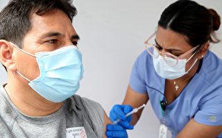 華盛頓州102人接種疫苗後病毒檢測呈陽性