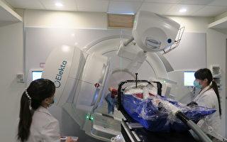 光子刀治療小肝癌 不用開刀免住院
