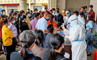 又增病例 瑞麗市全員進行第二輪核酸檢測