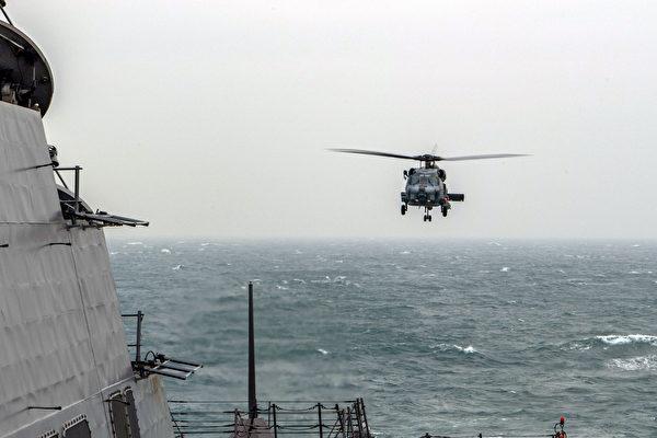 程晓农:从东海到印度洋,中美加紧攻防