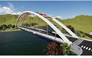 营建署督导嘉义市 东义路及卢山桥改建工程