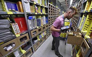 疫情推动网购 德国亚马逊新增5千岗位