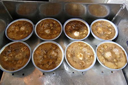 承传70年的富盛号碗粿。