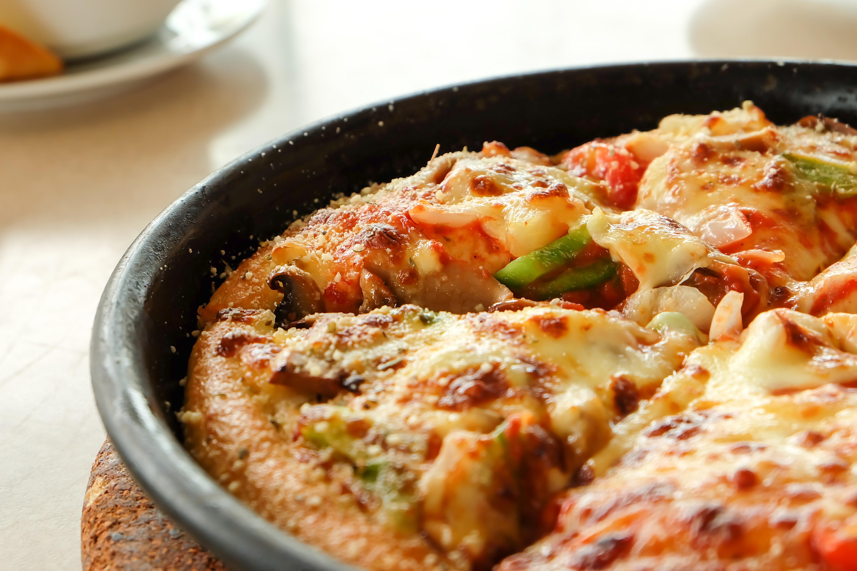 平底鍋, 烤箱, 披薩
