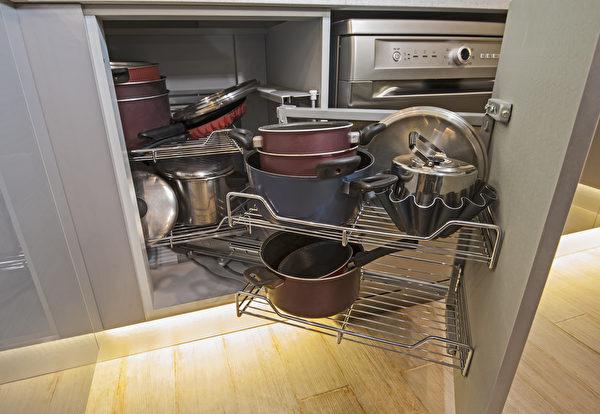 Interior,Design,Decor,Of,Kitchen,In,Luxury,Apartment,Showing,Closeup,Shutterstock,鍋
