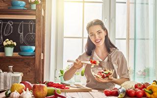 「一日五餐」果蔬混搭 有益身體健康