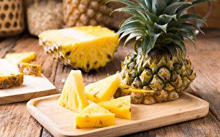 凤梨可助消化、改善便秘,但有4种情况食用时要留意。(Shutterstock)