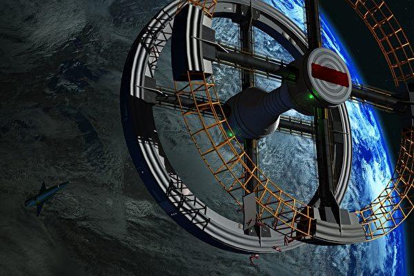 首家太空旅馆2027年开幕 90分钟绕地球一圈