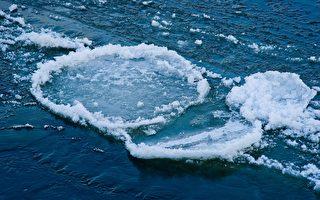 男孩受困浮冰 烏克蘭釣客放線連人帶冰拉回