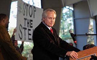 为重建选举系统 林伍德参选南卡州共和党主席