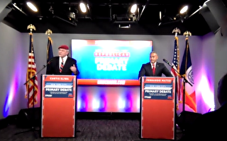 共和党市长候选人辩论 的哥出身餐馆老板亮眼