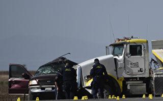 13偷渡客慘死案 美國起訴涉人口走私男子