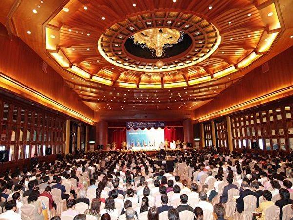 圆山饭店逾22万条龙 董座:台湾保留中华文化