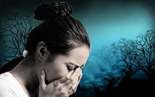 少女被鬼戳脸吓破胆 为何被说是好事?