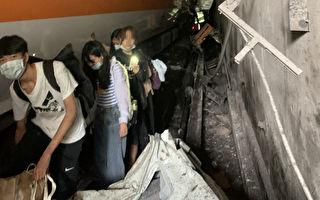 台鐵40年來最嚴重事故 致50死146傷