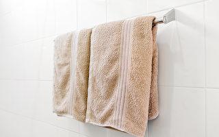 浴巾多久洗一次?4招不讓浴巾發黃、長細菌