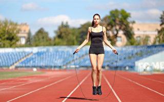 跳繩減肥比健走慢跑都好 還防骨鬆 教你正確做