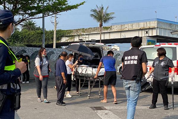 台鐵出軌 外交部:1法國人死1澳洲2日人輕傷